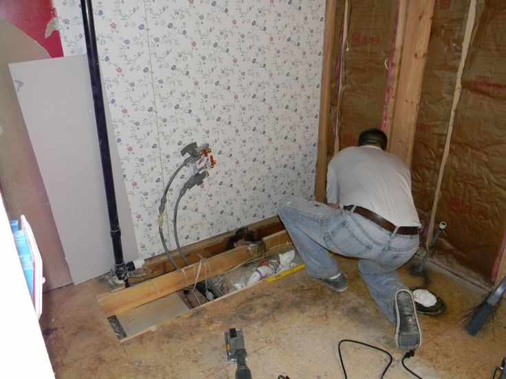 mobile home bathroom remodeling | Bathroom Tear Out Part 1 | My Mobile Home Makeover