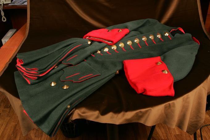 Форма русской армии красные штаны