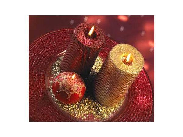 1000 images about decoraci n boda navide a on pinterest - Mesas decoradas para navidad ...