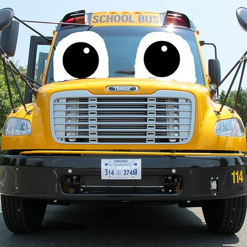 Cool Bus: Cool School Buses: Tricked-Out And Unique Buses From