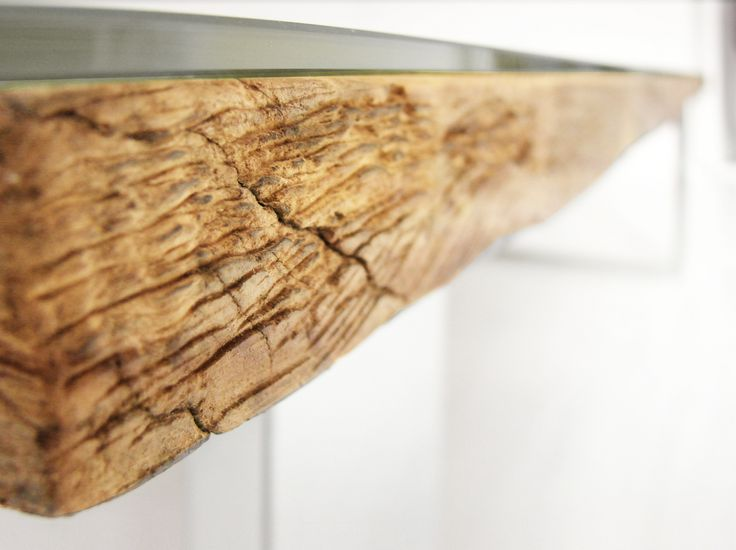 Coffee table Virkerå is made of natural solid wood and steel. Think simple. Think natural.