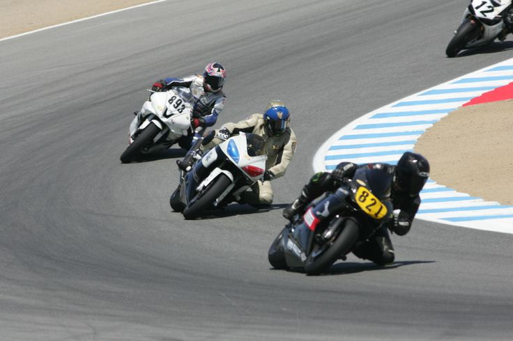 Almost nothing beats racing at Laguna Seca.....almost nothing.....