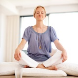 Meditar reduce el estrés mejorando la fertilidad