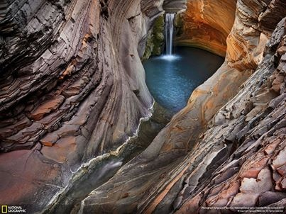 Mother Nature's own adventure world, Karijini National Park is just two hours from Perth, Australia. You can climb, swim or just gaze into the depths of its 100 meter chasms, revealing four billion years of the Earth's history and see some of the oldest rocks on the planet. Follow the trails, descend into cavernous gorges and cool off in inviting pools beneath plunging waterfalls, or scale Western Australia's second highest peak - Mount Bruce. http://www.jetsetz.com/perth-travel-deals