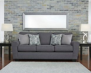 Best Calion Queen Sofa Sleeper Large Ashley Furniture 400 x 300