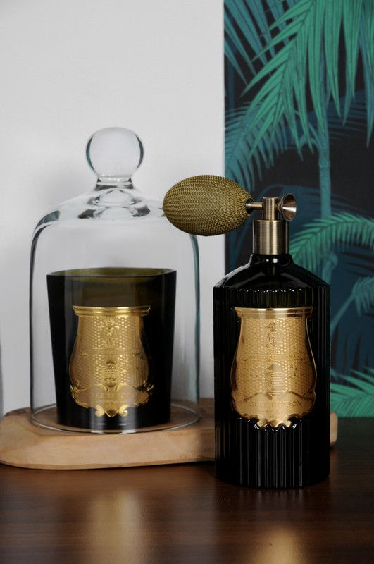 Cire Trudon Room #Spray and #Candle