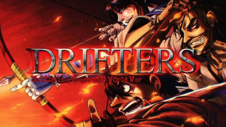Análisis - Drifters Anime Capítulo 2