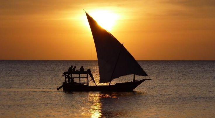 #Sunset view at Mnarani Beach #BeachHotel #Snorkelling #Watersports #Couples #Families #Nungwi #Zanzibar #Hideaway