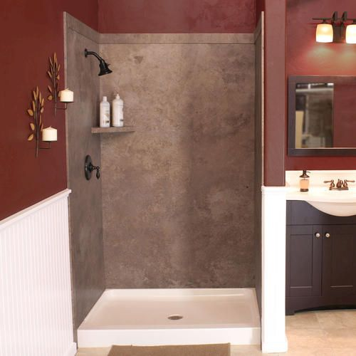 Save thousands over a complete remodel  A lasting investment in your home  Most bathrooms installed in one day  avoiding the mess  excessive time and cost. 1000  images about Master Bath Remodel Selections on Pinterest