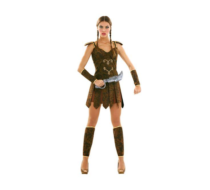 Image result for disfraz de soldado romano mujer