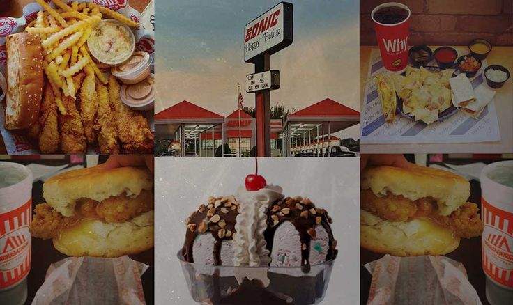 The New 103.7 - 5 Best Fast Food Places In The South