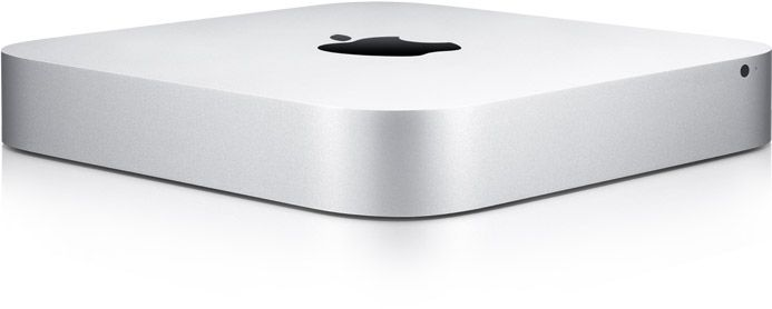 Mac mini by Apple - Still one of my fav industrial looking clean design desktop PC ;-) Need to upgrade my 2nd Gen Mac mini to this fast !
