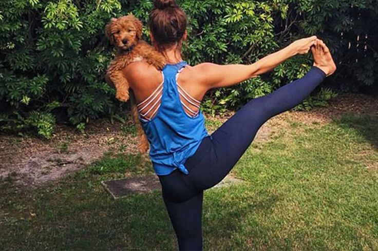 To celebrate their third birthday, Brisbane studio Stretch Yoga have opened up a series of puppy yoga and Pilates classes to the public!