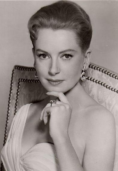 Deborah Kerr (1921– 2007). Classic, elegant Scottish actress. More