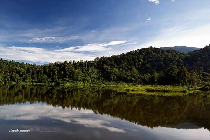 Situ Gunung, Sukabumi West Java