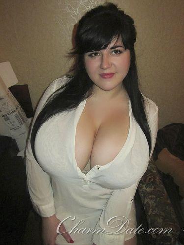 Big tits pissing