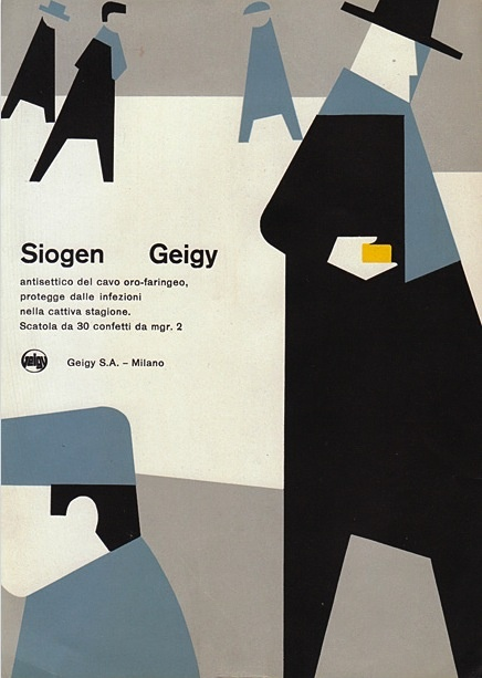 Siogen Geigy #poster #illustrazione #grafica