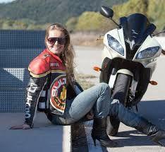 Resultado de imagen para mujeres motociclistas