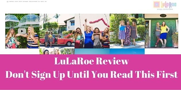 LuLaRoe Review - Don't Sign Up Until You Read This First