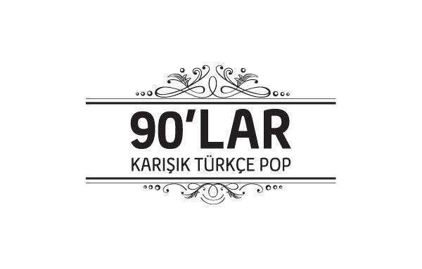 90'lar Türkçe Pop kitap tasarımı. / 90's Turkish Pop Music Book Design.