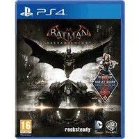 Game - Batman: Arkham Knight - PS4