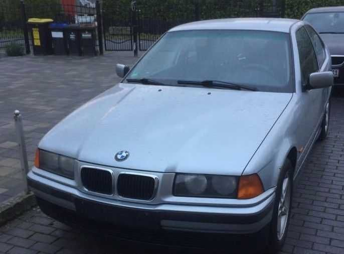 BMW 316 E36 3er Compact, Nur 138.000Km, Automatik, Klimaanlage, Sitzheizung   Check more at https://0nlineshop.de/bmw-316-e36-3er-compact-nur-138-000km-automatik-klimaanlage-sitzheizung/