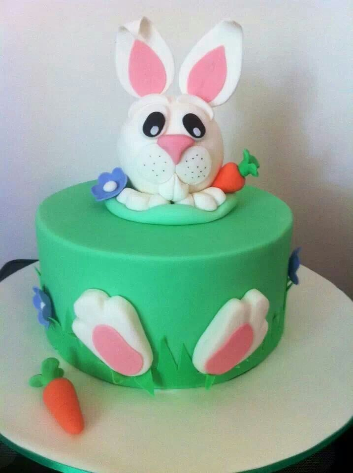 Easter Cupcake Decorating Ideas Pinterest : 1000+ images about Fondant Holiday Cakes/Cupcakes/Toppers ...