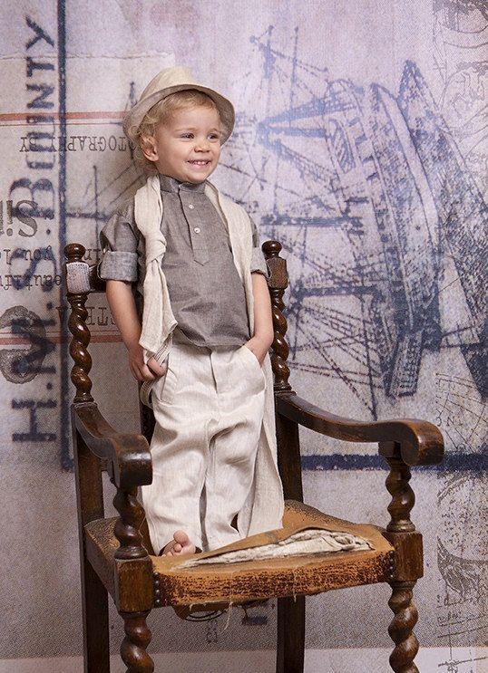 DOLCE bambini Christening Suit Sty.No 115-10 by StyledByAlexandros