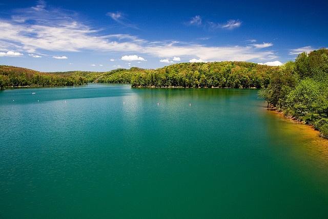 Norris Lake.  ahhhhhhh