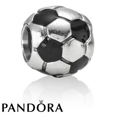 pandora anhänger fussball