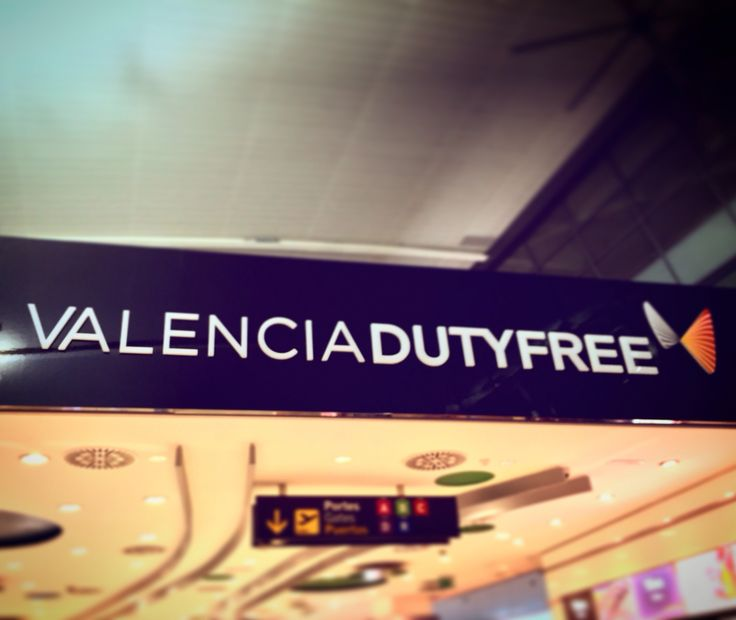 Valencia Dutyfree ✈️