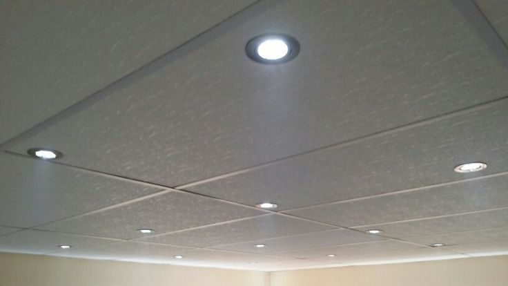 Down lights - suspended ceilings