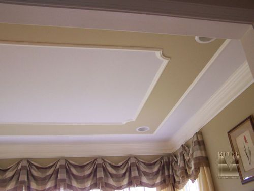 Ceiling Molding Design Ideas image detail for crown moulding 115 Simple But Elegant Ceiling Treament It Would Be Really Nice If The Center Were Painted