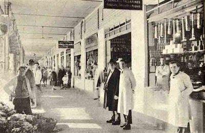 Mercado SPINETTO. Abastos en buenos Aires ~ En el desván de la memoria