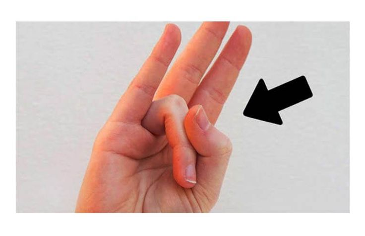Holding Your Hand In This Position Does Something Incredible For Your Body — Here's How - InShapeToday