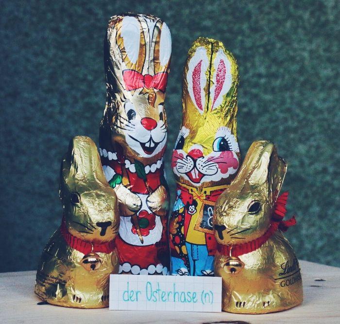der Osterhase - Easter bunny