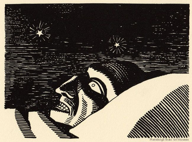 Moby dick rockwell kent 1930