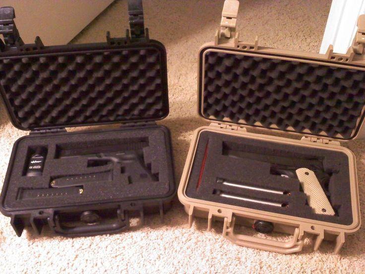 Pelican 1170 gun case  (Tan)  $35