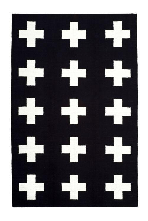 UNION RUG $99 100% cotton flatweave rug Vegan Reversible Handmade Imported