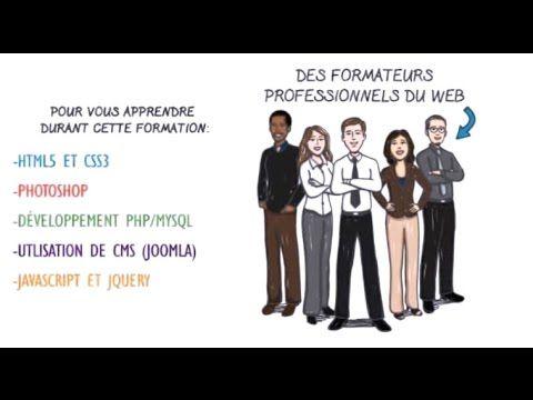 Formation Webmaster Webdesigner