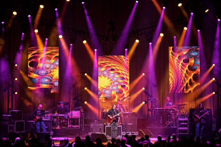 Widespread Panic at Peabody Opera House St. Louis February 19, 2016 Photos © Todd Morgan