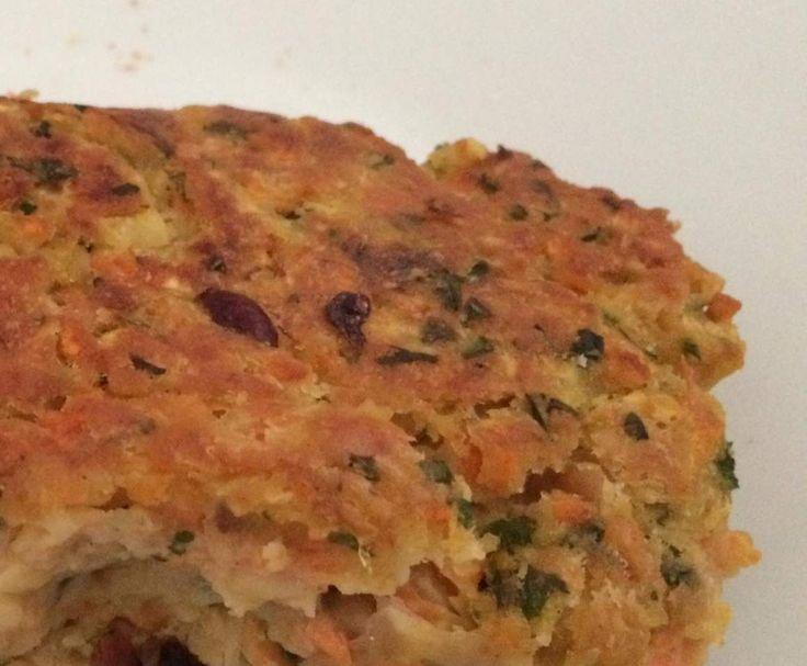Rezept Kichererbsen- Burger von Annicheck - Rezept der Kategorie Hauptgerichte mit Gemüse