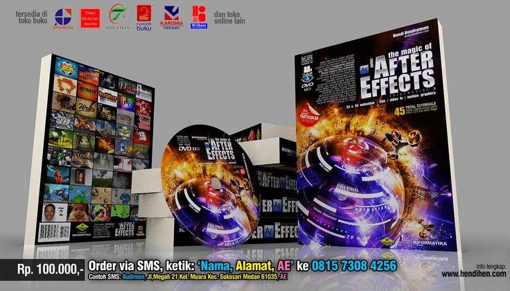 Adobe After Effects adalah software animasi profesional dunia perfilman, sinetron, iklan, perkantoran bahkan pribadi. Dengan fitur utama animasi teks / title, video effects, motion tracking, 3 Dimensi, audio dan multimedia, anda akan mudah dan cepat membuat animasi yang memukau. Materi di buku ini biasa digunakan untuk modul pembelajaran siswa dan guru di sekolah kejuruan / SMK Multimedia.
