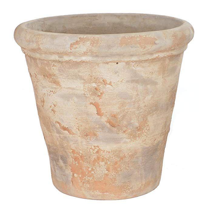 Xxl Extra Large Tuscan Aged Terracotta Garden Pot Planter Terra Cotta Pots Garden Planter Pots Garden Pots