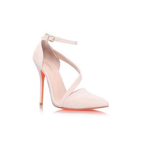 Carvela Nude 'Autumn' high heel strappy sandal- at Debenhams.com