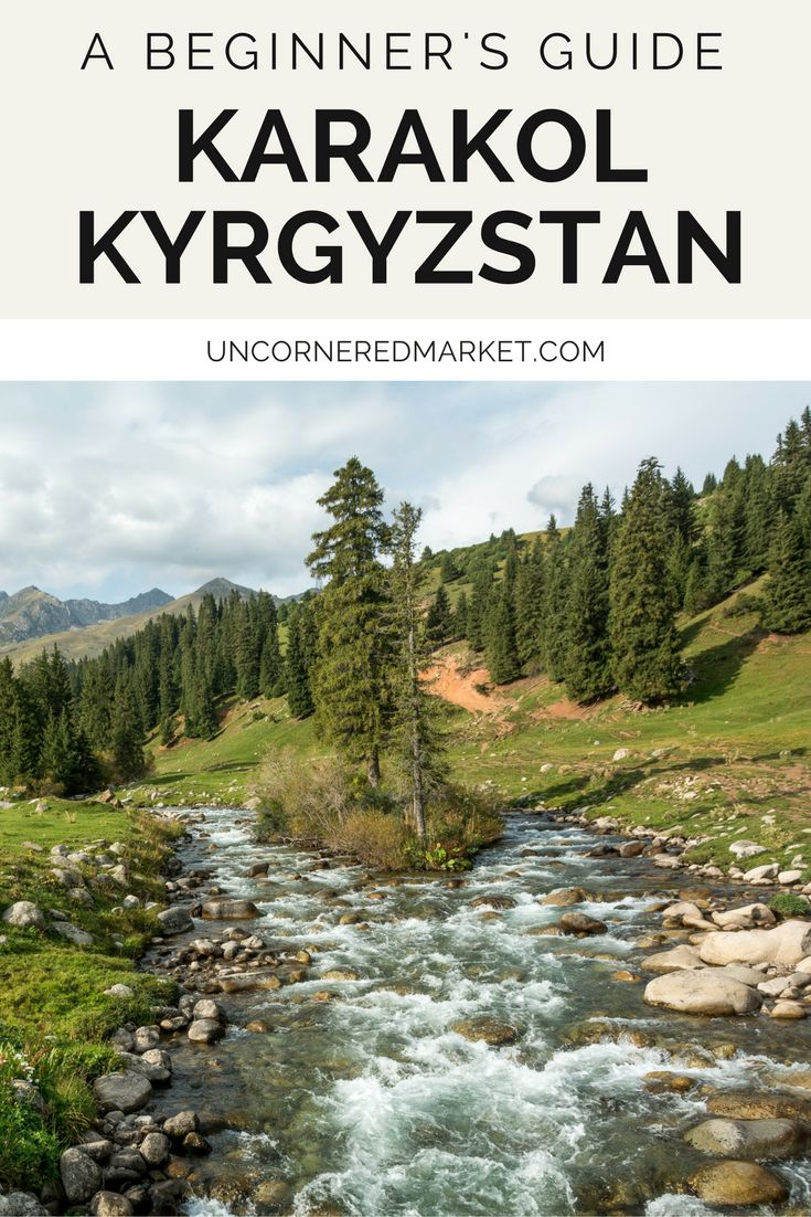 A guide to getting off the beaten path and experiencing Karakol, Kyrgyzstan, including 25 of the best things to do + practical travel tips for your trip to Central Asia.   Uncornered Market Travel Blog: Travel Wide, Live Deep