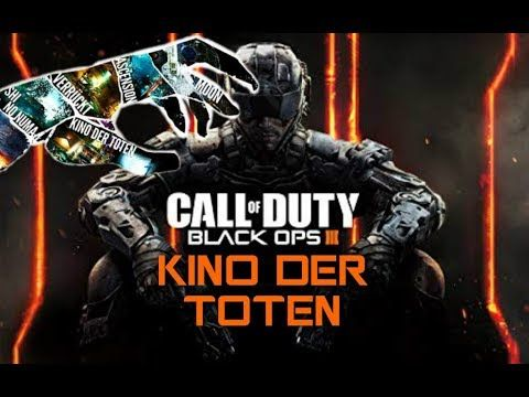 Call Of Duty Black Ops 3 Zombie Chronicles (Kino Der Toten