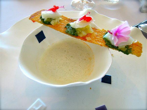 Un déjeuner en Aubrac. Restaurant Michel et Sébastien Bras, Laguiole. - Rod n Roll