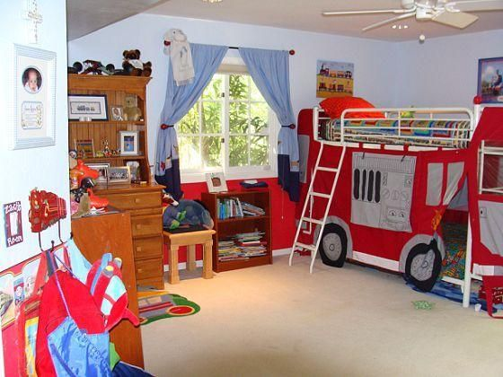 31 best Brayden\'s firefighter theme for his new room in our new ...