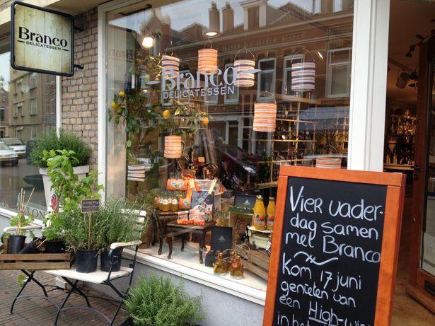 Branco - Rotterdam (lunchroom  shop)